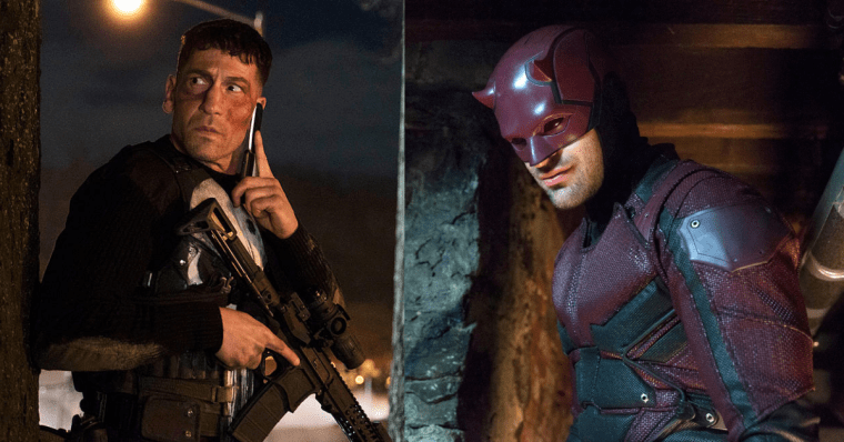 DAREDEVIL And THE PUNISHER Series Rumored To Be Returning