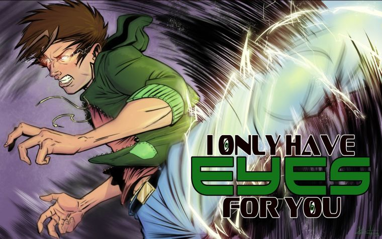 I ONLY HAVE EYES FOR YOU Is A New Comic Series Coming From Finger Guns Writer Justin Richards
