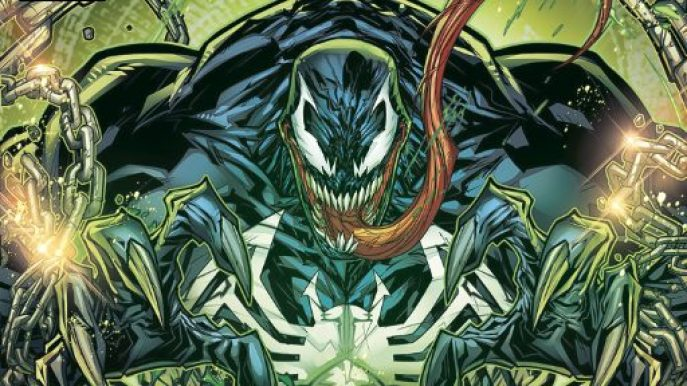CELEBRATE LOCAL COMIC SHOP DAY WITH NEW VENOM #2 COVER BY JONBOY MEYERS