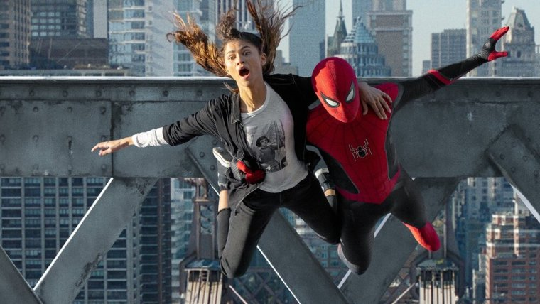 New Photos From SPIDER-MAN NO WAY HOME