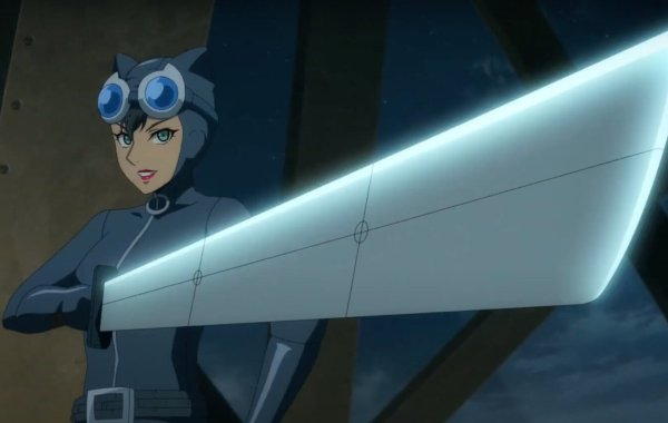 Trailer For The New DC Animated Film CATWOMAN HUNTED