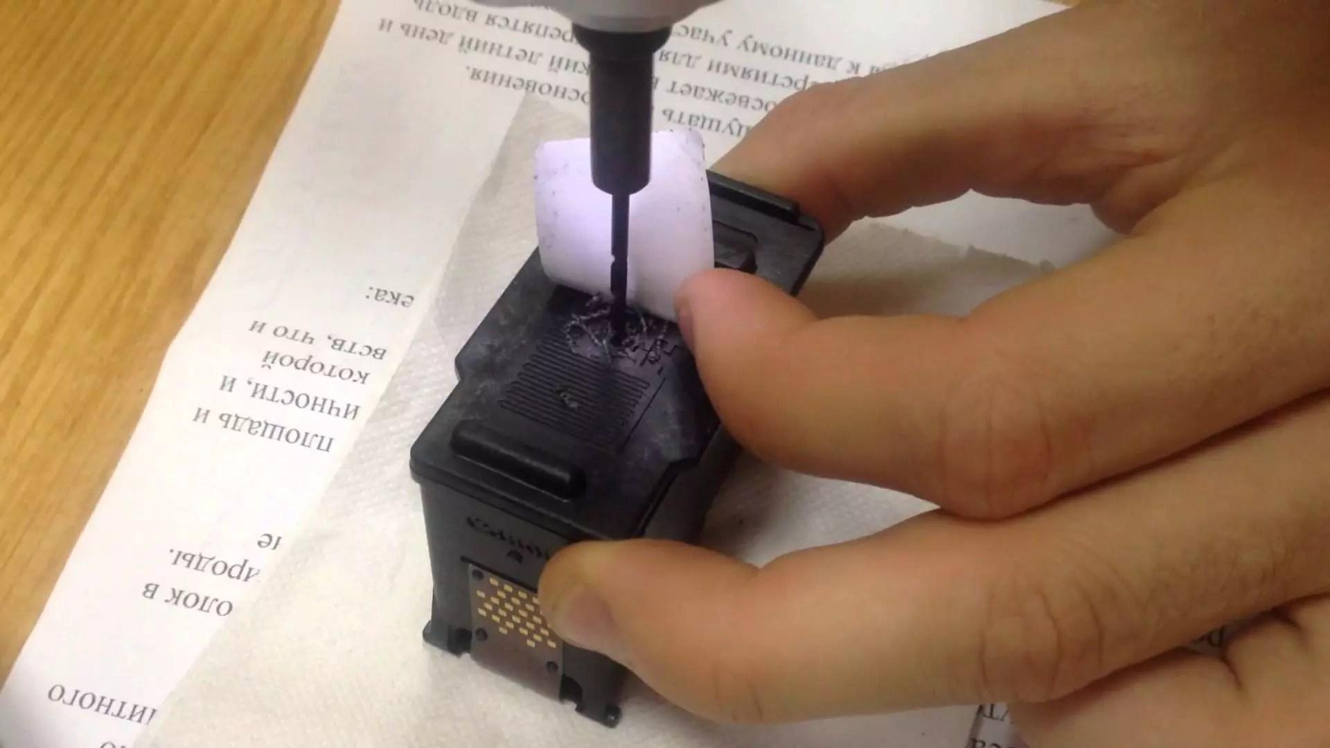 Что такое тонер в принтере