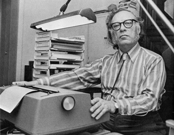 Isaac Asimov – Geek of the Week