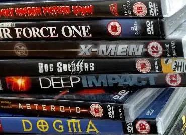 Kako napraviti popis filmske kolekcije