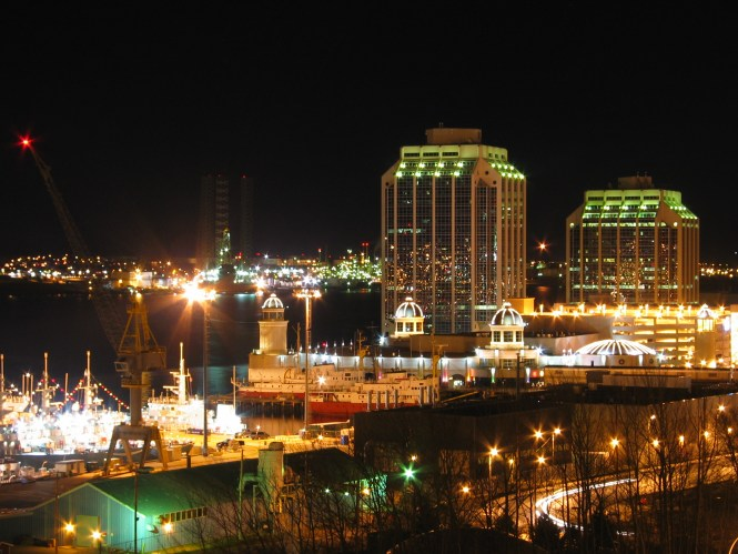 Halifax_at_night