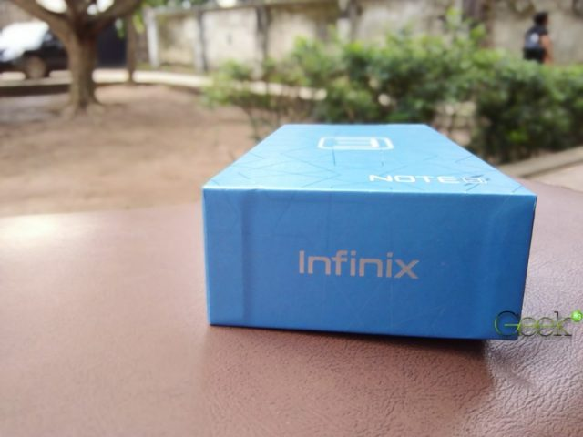 infinix note 3 pack