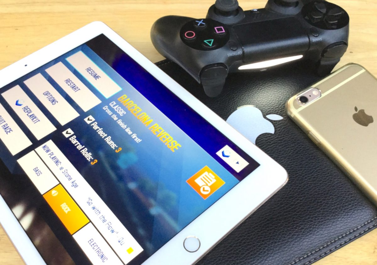 How To Use PS4 Controller With Your iPad or iPhone
