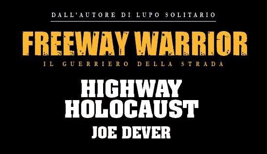 I Guerrieri della strada di Joe Dever tornano in Italia