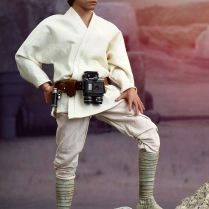 Luke Skywalker Action figure 02