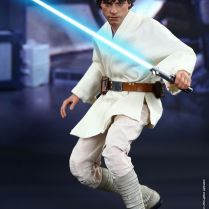 Luke Skywalker Action figure 17