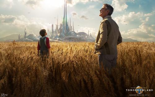 Tomorrowland: i poster di Poster Posse