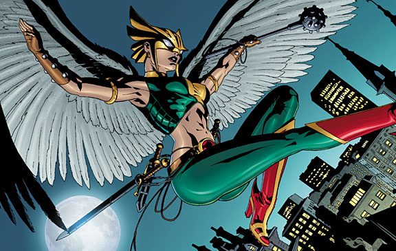 The CW: in arrivo un altro spinoff di Flash con protagonista Hawkgirl?