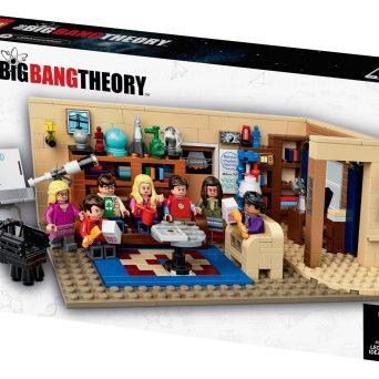 Lego TBBT scatola