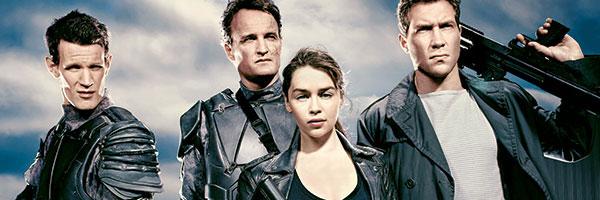 Terminator Genisys, i primi video promozionali