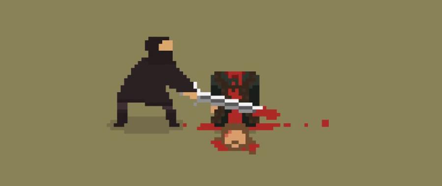 Game of Thrones: All Pixels Must Die