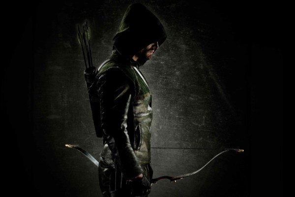 La prima foto di Green Arrow del futuro in Legends of Tomorrow