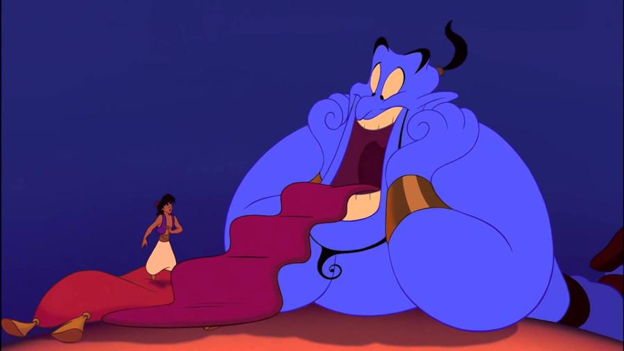 L'animatore del Genio racconta l'esperienza con Robin Williams in Aladdin