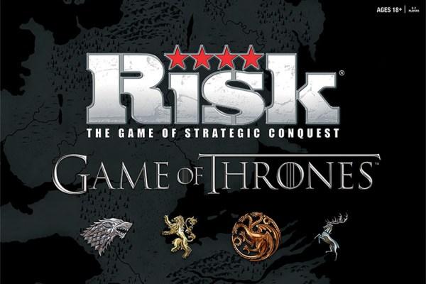 Risiko Game of Thrones, un gioco di cui sentivamo proprio il bisogno