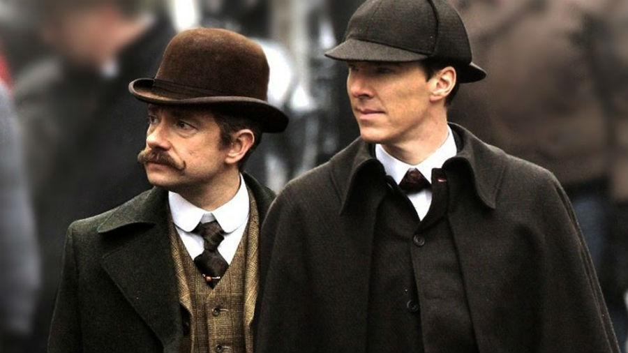 Sherlock, il trailer dello speciale di Natale