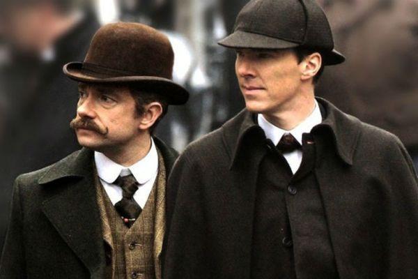 Sherlock, finalmente un video dello speciale