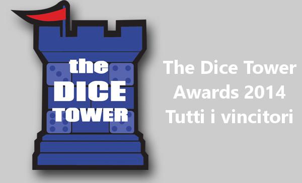 Dice Tower Awards 2015, i vincitori