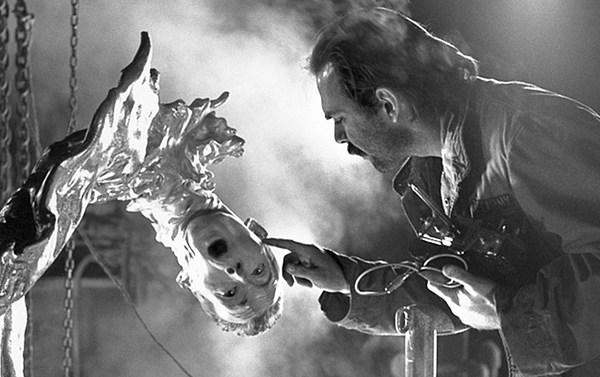 Terminator 2: la realizzazione del T-1000