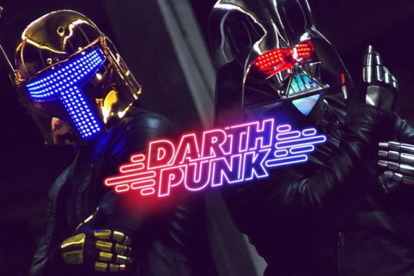 Darth Punk – The Funk Awakens