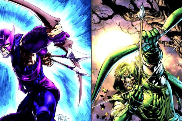 Green Arrow Vs Hawkeye, chi è più forte?