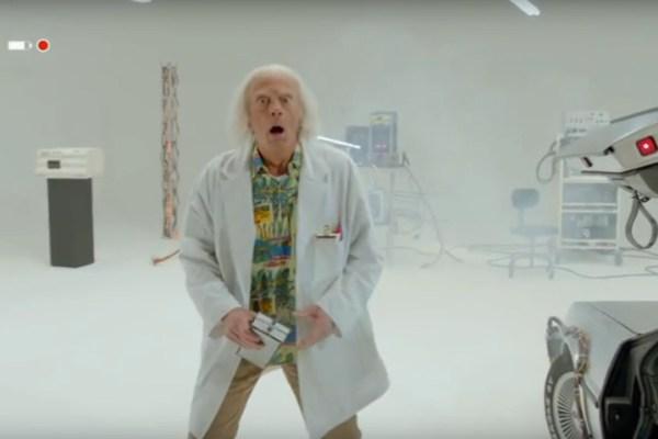 Ritorno al Futuro: Doc Brown Saves the World, il nuovo corto