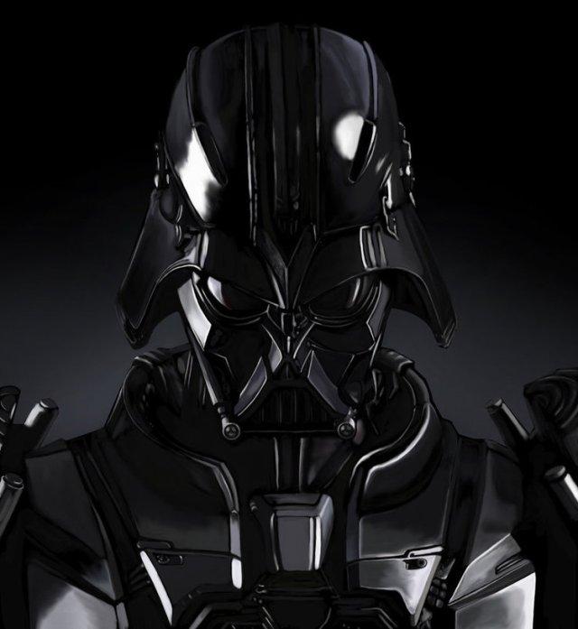 Iain Reed - Darth Vader