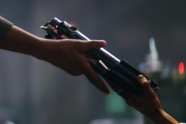 Star Wars: ecco dov'era Luke nel trailer de Il risveglio della Forza