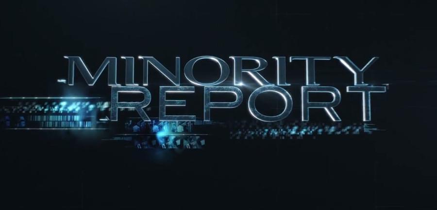 Il pilota: Minority Report