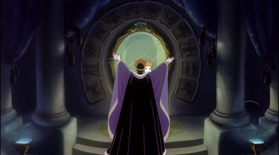 Gli specchietti dedicati alle principesse Disney: la nuova versione