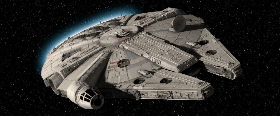 Star Wars: chi pilota il Millennium Falcon ne Il risveglio della Forza?