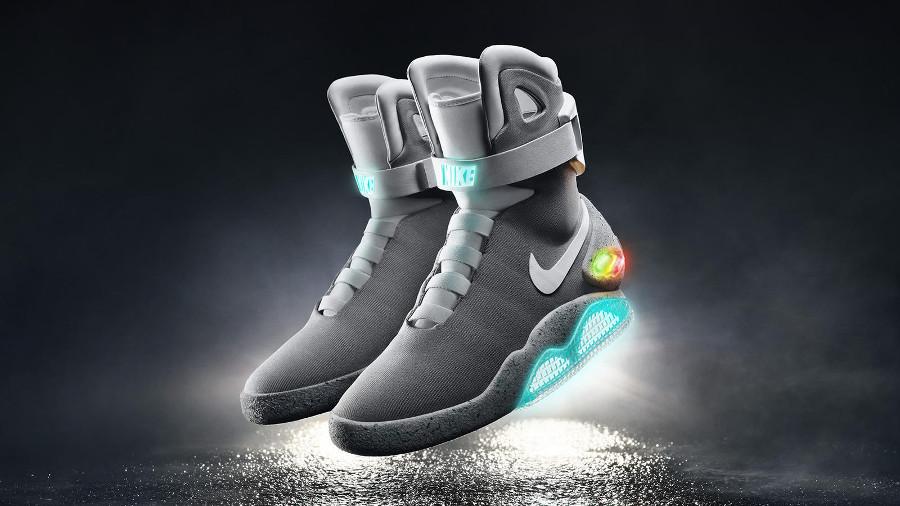 Ritorno al Futuro: ecco le Nike Mag auto allaccianti