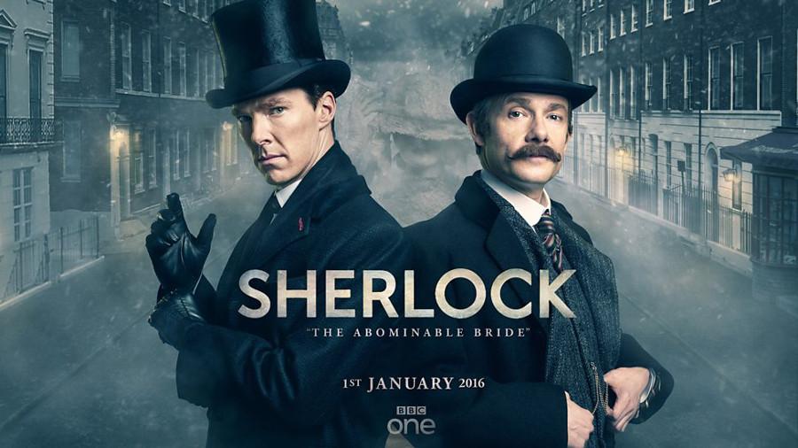 Sherlock: due poster e un teaser per lo speciale di Natale