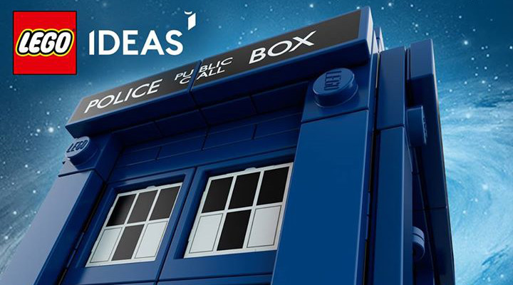 Doctor Who, in arrivo il set Lego del Tardis!