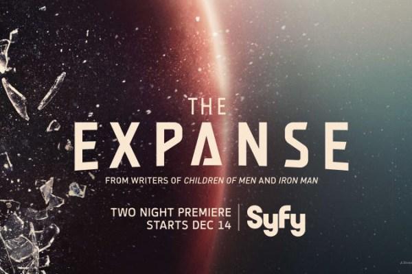 The Expanse: Syfy pubblica il primo poster