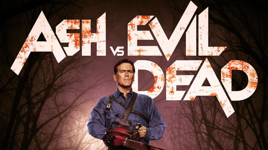La prima puntata di Ash vs Evil Dead