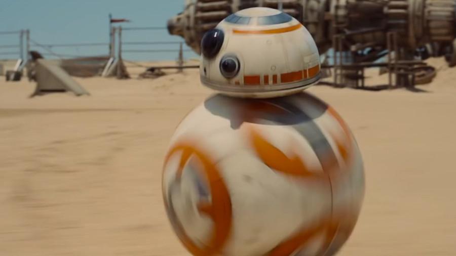 Star Wars + NASA, Maggie incontra BB-8