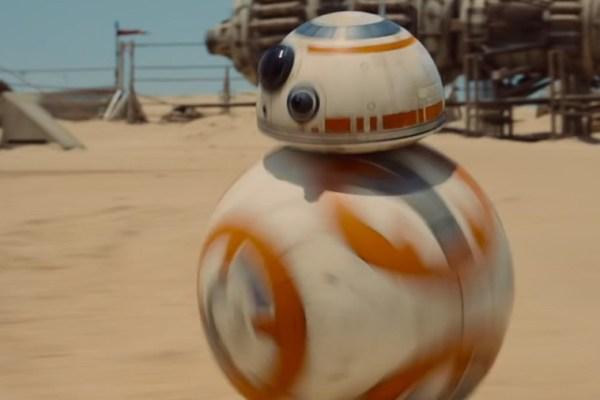 Star Wars: una divertente teoria su Kylo Ren e BB-8