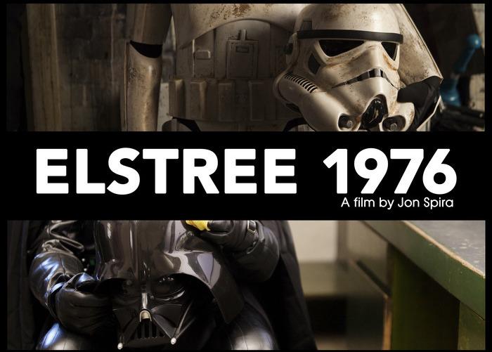 Star Wars dietro i caschi: Elstree 1976