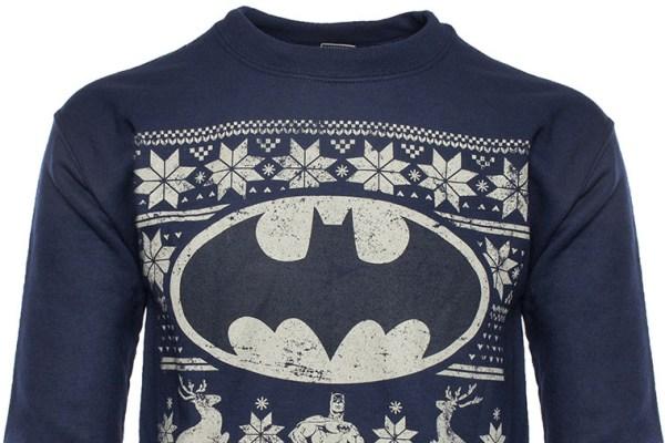 I maglioni da supereroi DC