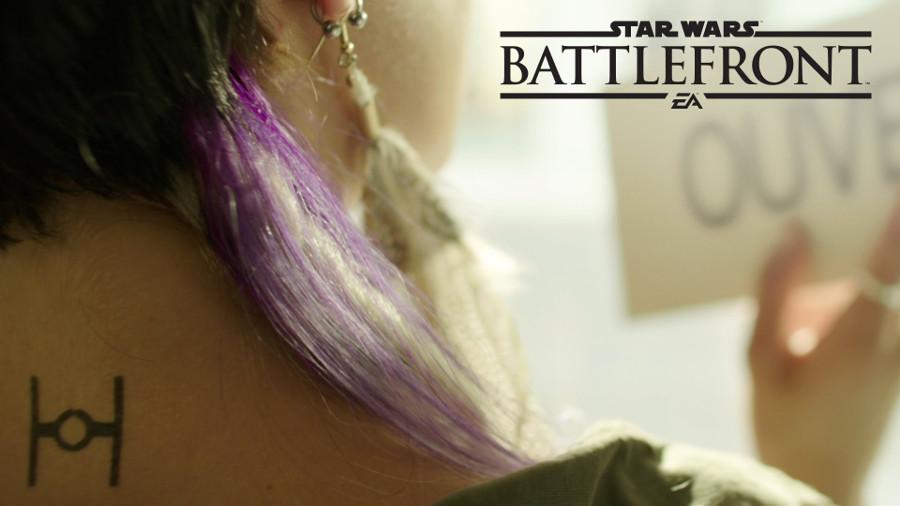 Star Wars: Battlefront, il trailer con Anna Kendrick