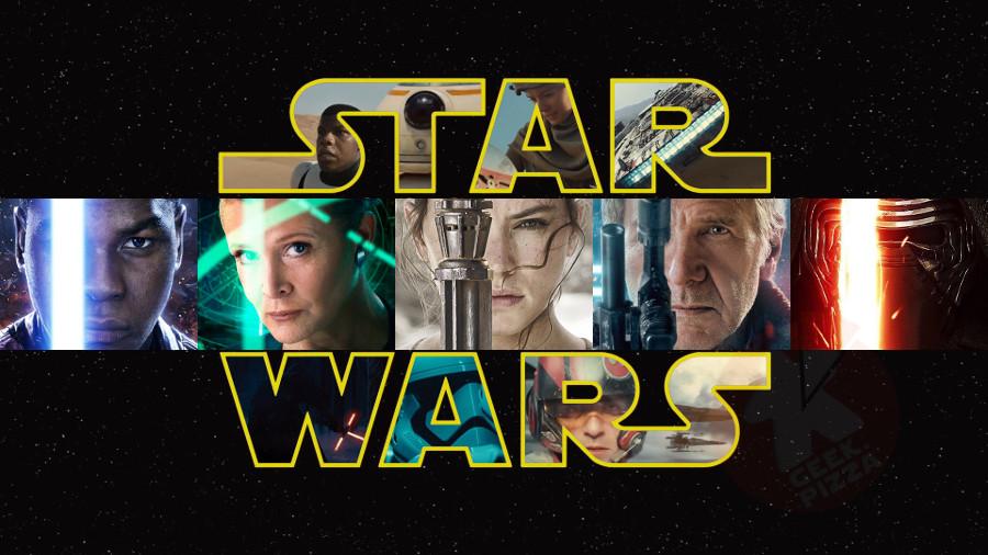Star Wars: un libro per bambini rivela dettagli de Il risveglio della Forza