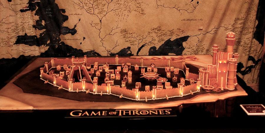 Game of Thrones: Approdo del Re di pan di zenzero? Fatto!