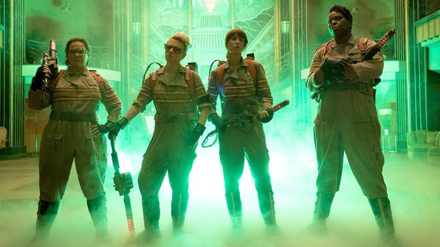 Ghostbusters: la nuova generazione incontra la vecchia nei nuovi video