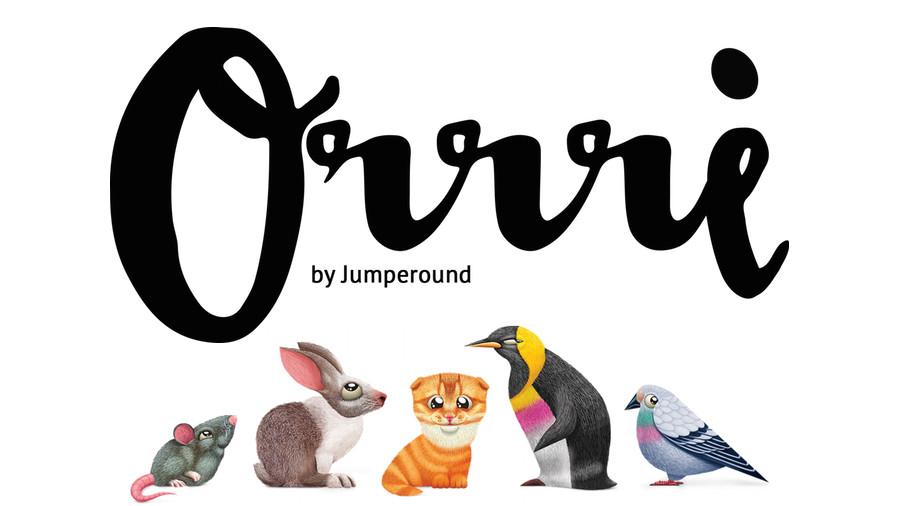 Orrri, un libro di origami su Kickstarter
