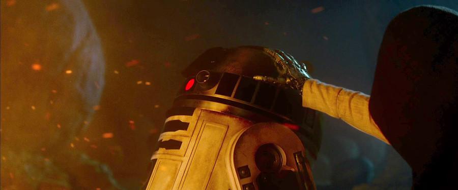 Star Wars: come si è attivato R2-D2 ne Il risveglio della Forza