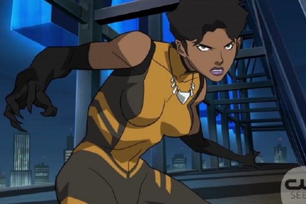 Vixen farà il suo debutto in live-action in Arrow